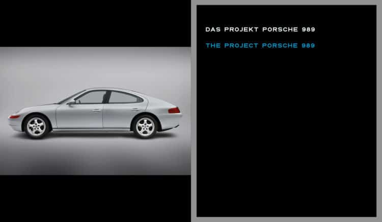 """2. Insight into the book LIMITED EDITION """"Porsche 993 - 25 YEARS 1994 - 2019"""""""