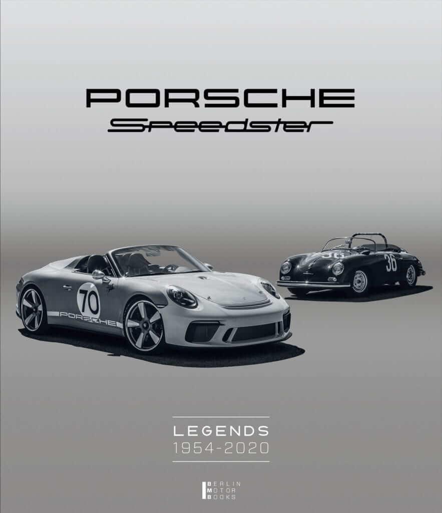 Porsche Speedster Buch 2020