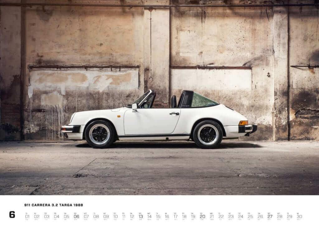"Porsche Kalender 2021: Porsche 911 Kalender ""Air-Cooled Forever 2021"" Seite 6"