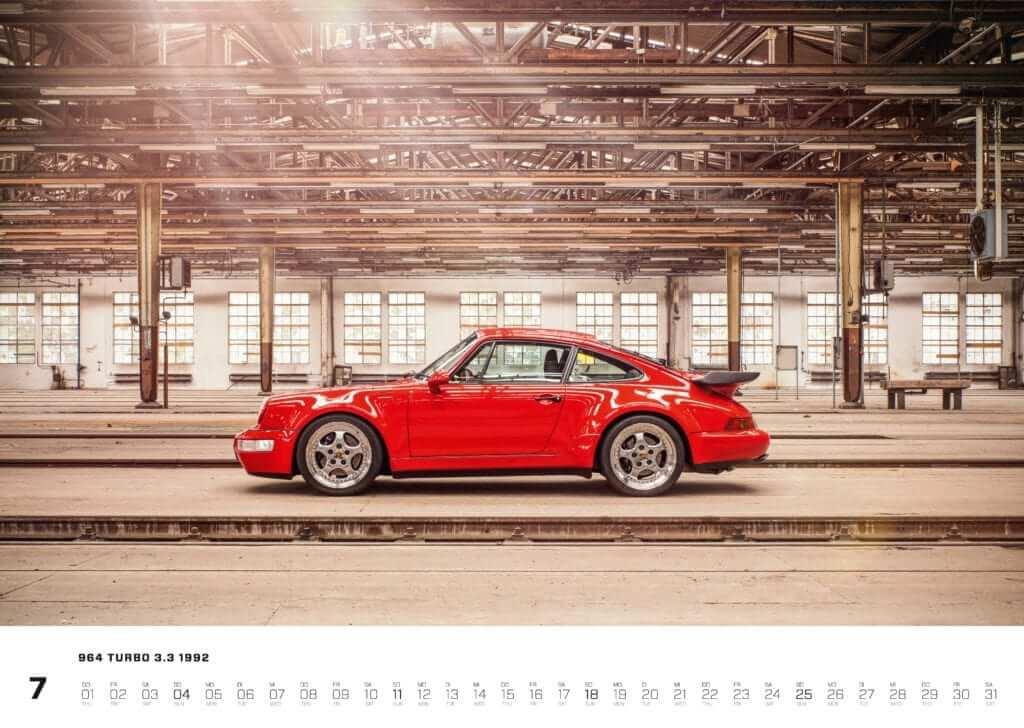"Porsche Kalender 2021: Porsche 911 Kalender ""Air-Cooled Forever 2021"" Seite 7"
