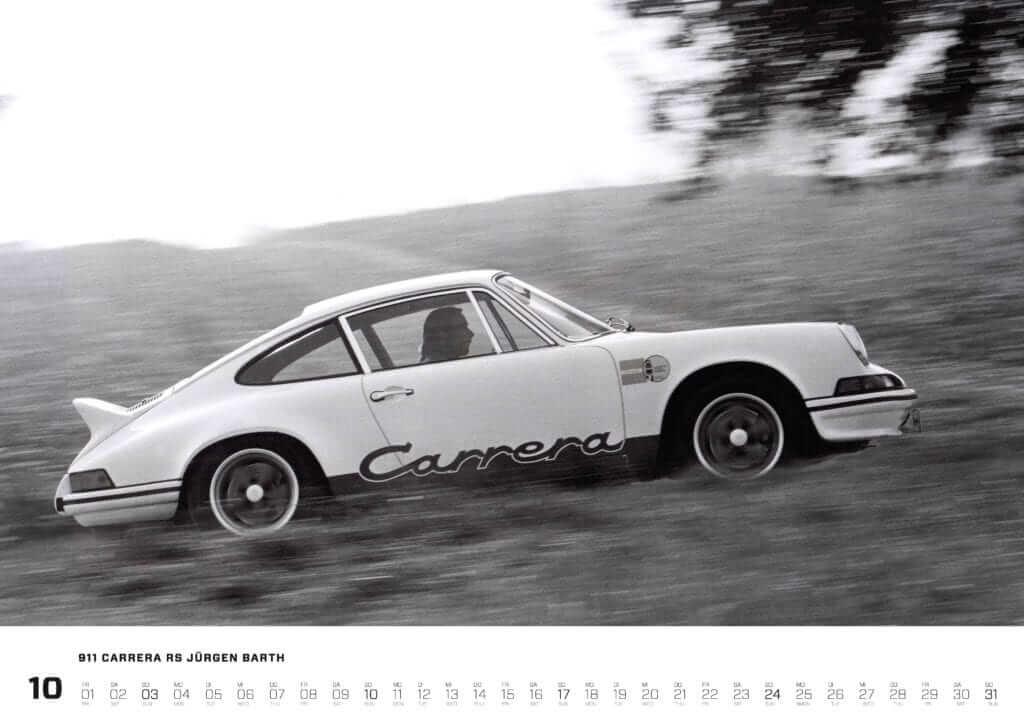 "Porsche Kalender 2021: Porsche 911 Kalender ""Air-Cooled Forever 2021"" Seite 10"