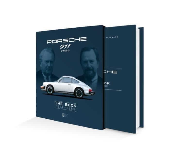 Porsche 911 G-Model THE BOOK 1974 – 1989