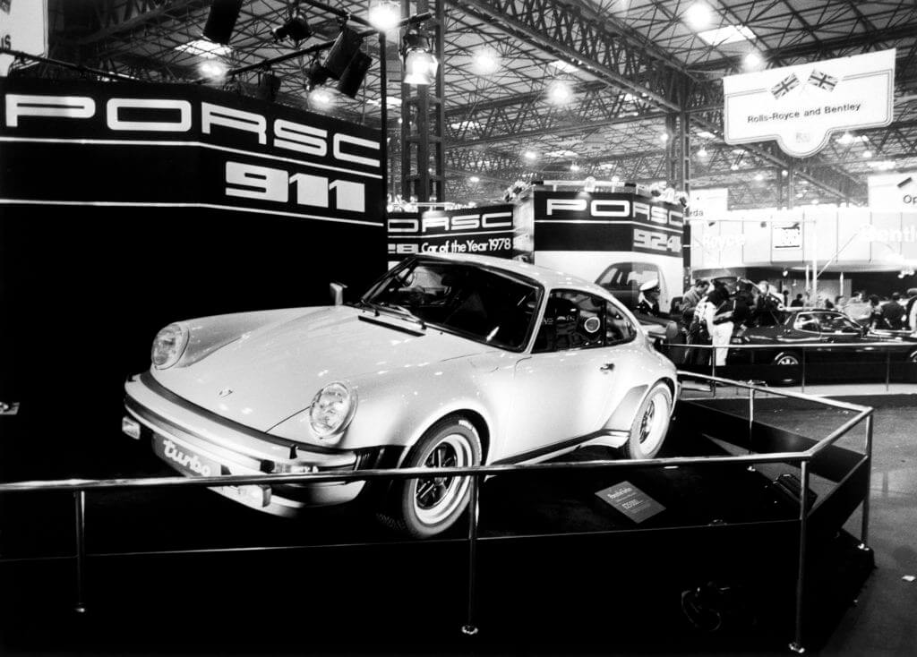 Porsche 911 Turbo (930) 3.3