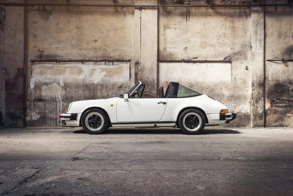 Porsche 911 Carrera 3.2 - Price development and buying advice
