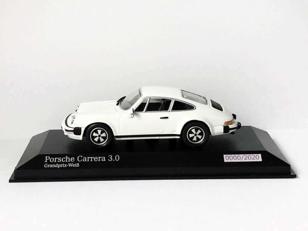 Modellauto Porsche 911 Hans Mezger