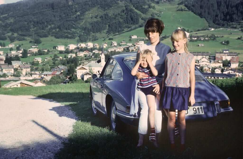 Familie Mezger in Zell am See