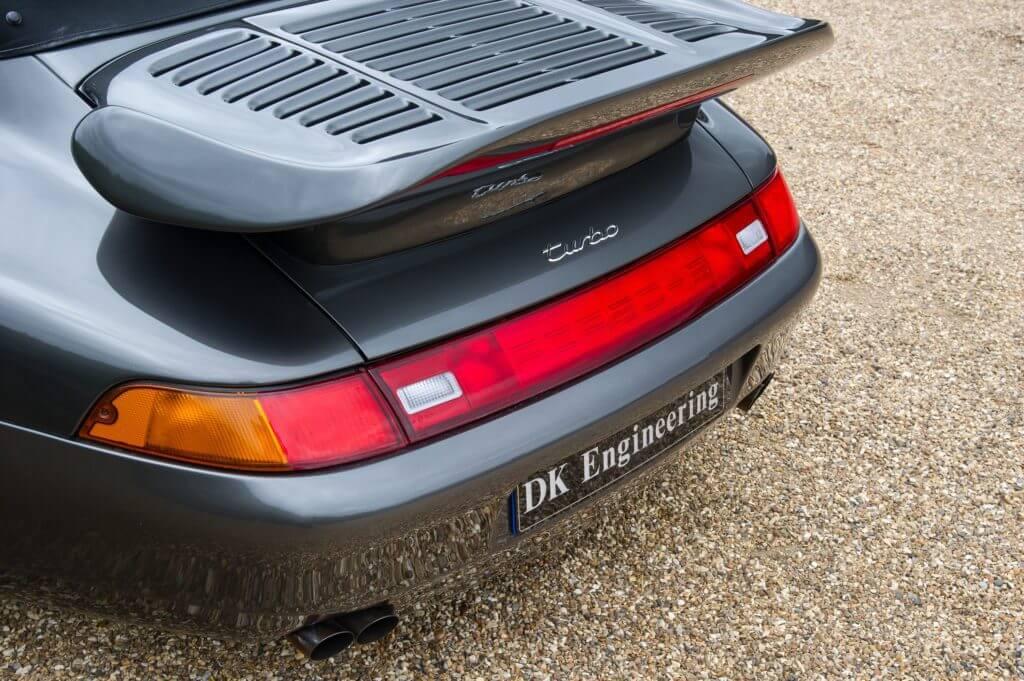 Sondermodell Porsche 993 Turbo Cabriolet