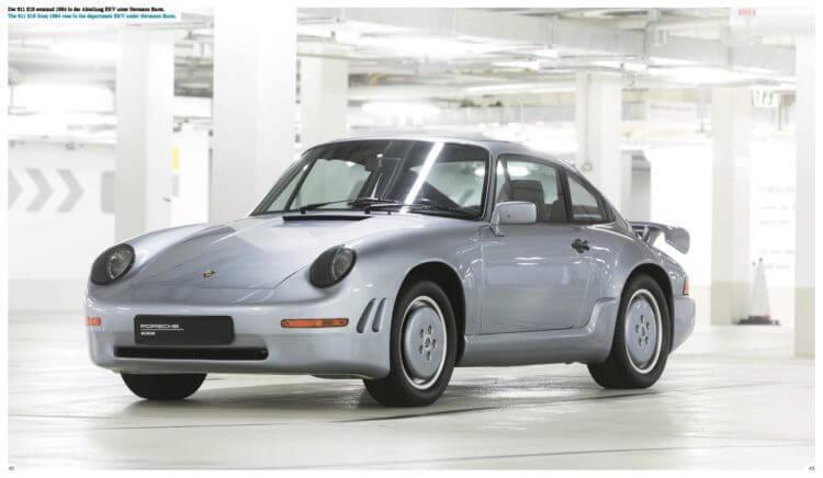"LIMITED EDITION ""Porsche 964 – THE BOOK 1989–1994"""